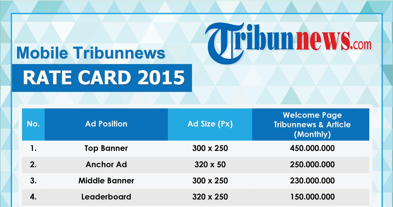 tribunnews.com « BGcomm Advertising